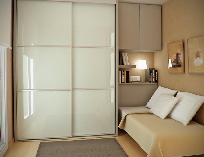 23 Efficient and Attractive Small Bedroom Designs-8