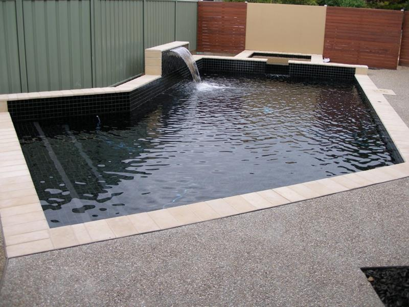 23 Visually Interesting In Ground Pool Designs-23