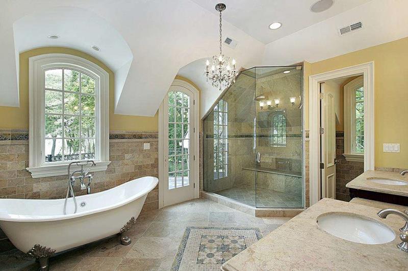 24 Incredible Master Bathroom Designs-17