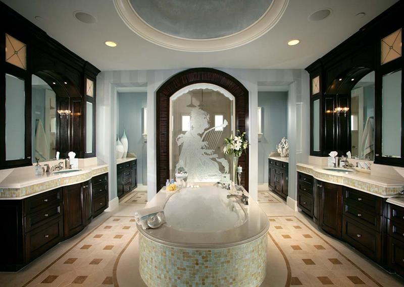 24 Incredible Master Bathroom Designs-3