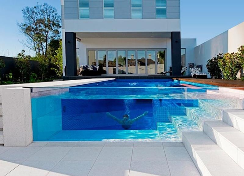 24 Unique Pool Designs With Personality-15