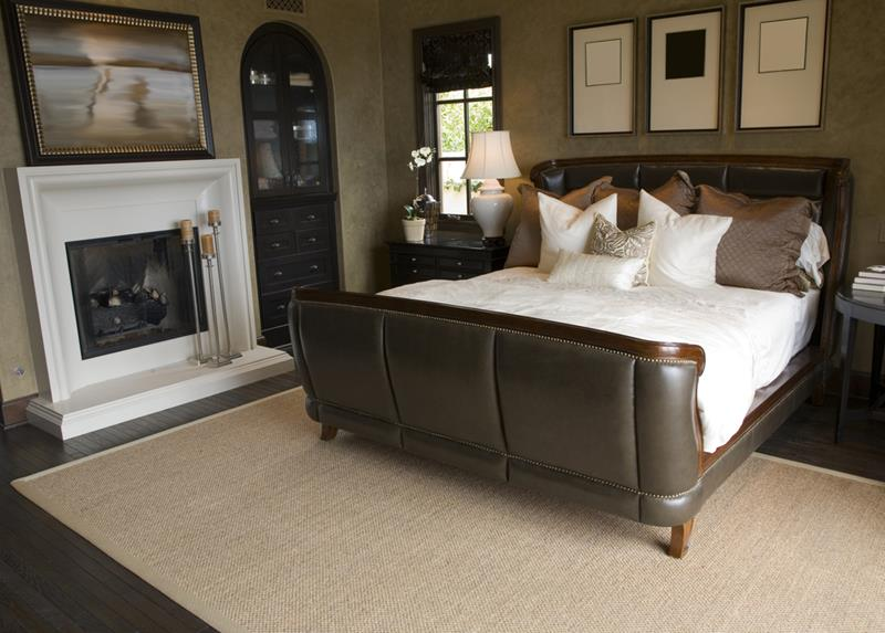 25 Dark Master Bedroom Designs Perfect for Snoozing-18