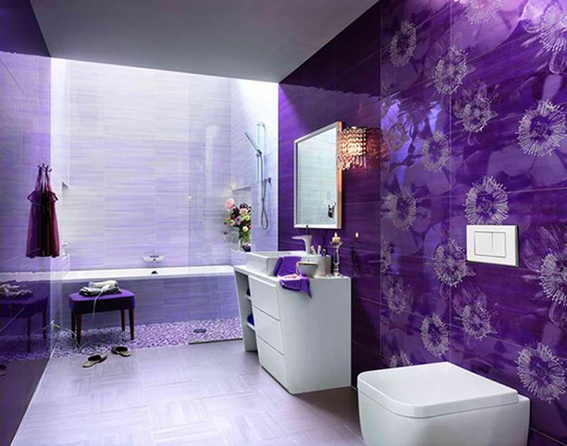 25 Serene and Feminine Bathroom Designs-13