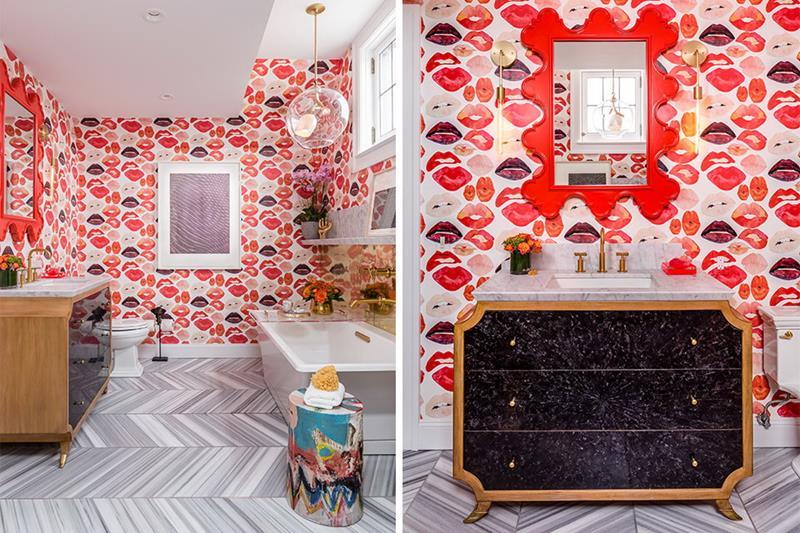 25 Serene and Feminine Bathroom Designs-24
