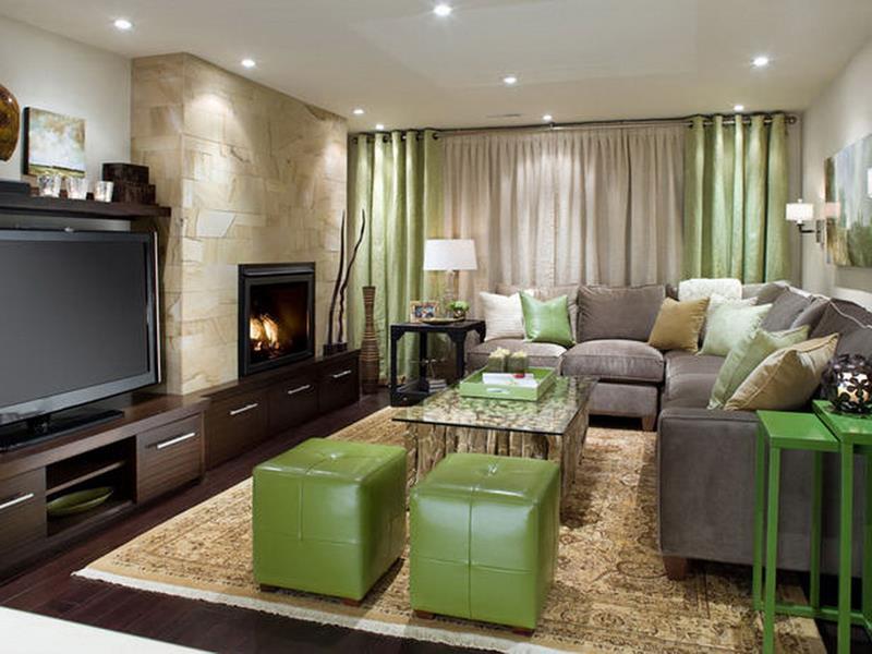 25 Super Masculine Living Room Designs-6