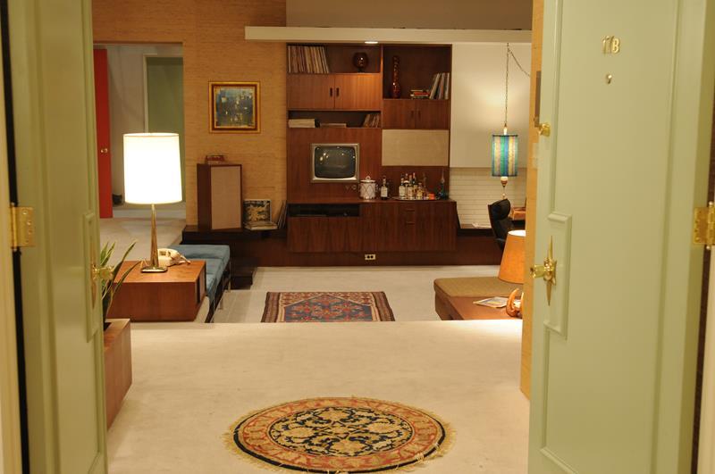 26 Amazing Sunken Living Room Designs-25