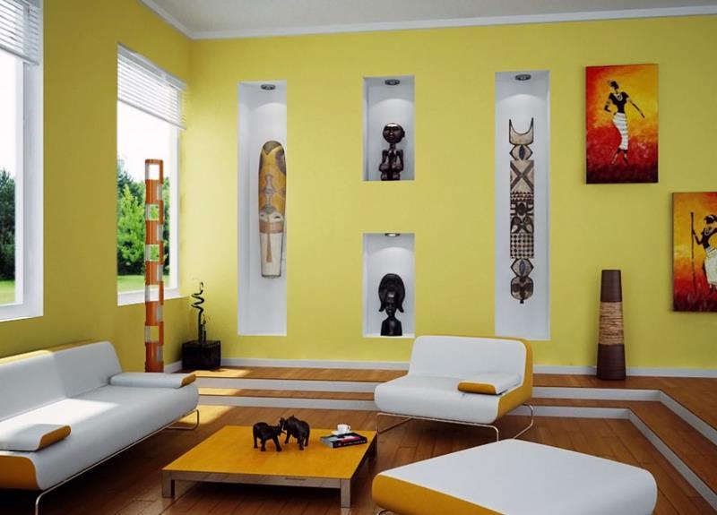 26 Amazing Sunken Living Room Designs-26