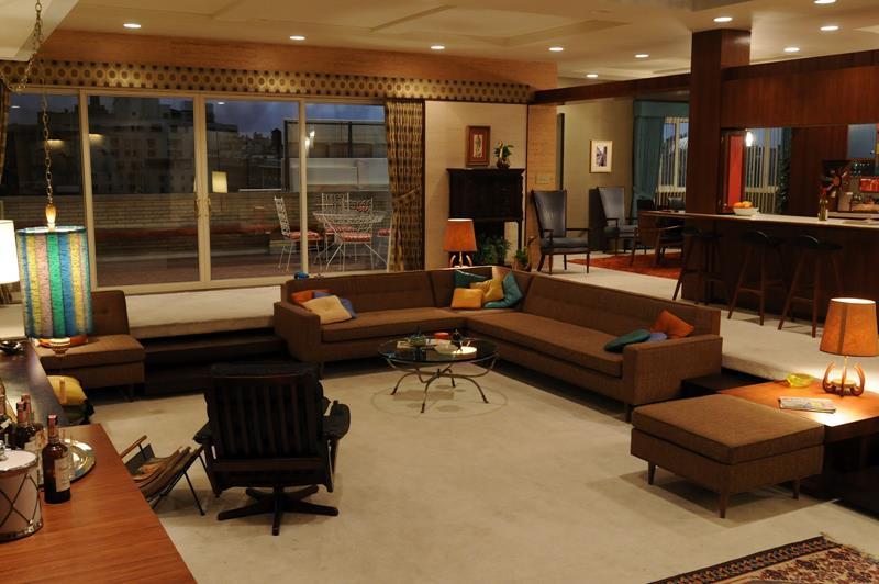26 Amazing Sunken Living Room Designs-4
