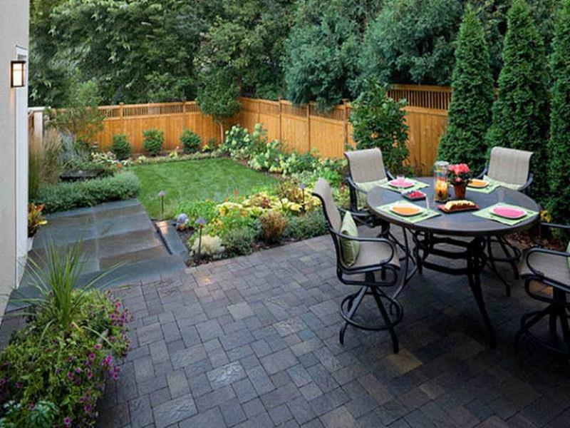 26 Awesome Stone Patio Designs for Your Home-23