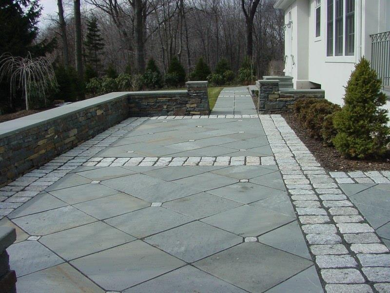 26 Awesome Stone Patio Designs for Your Home-24