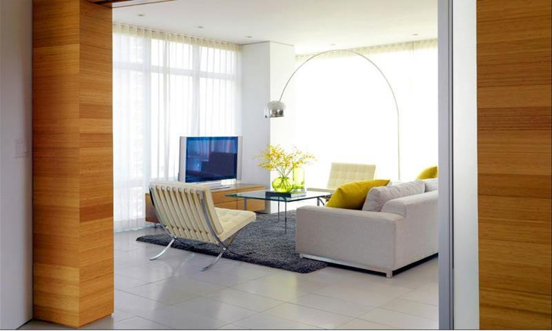27 Beautiful Mid Century Living Room Designs-17
