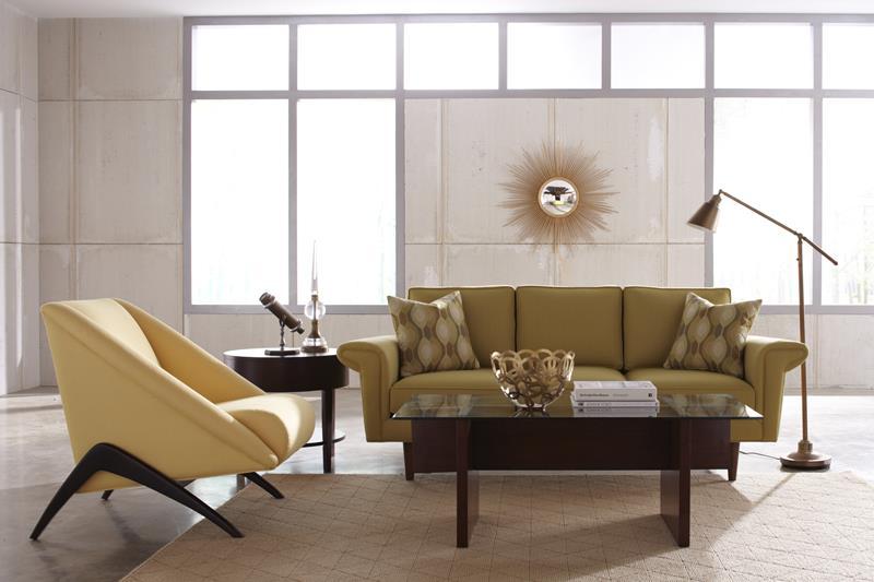27 Beautiful Mid Century Living Room Designs-18