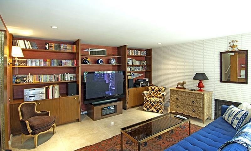 27 Beautiful Mid Century Living Room Designs-8