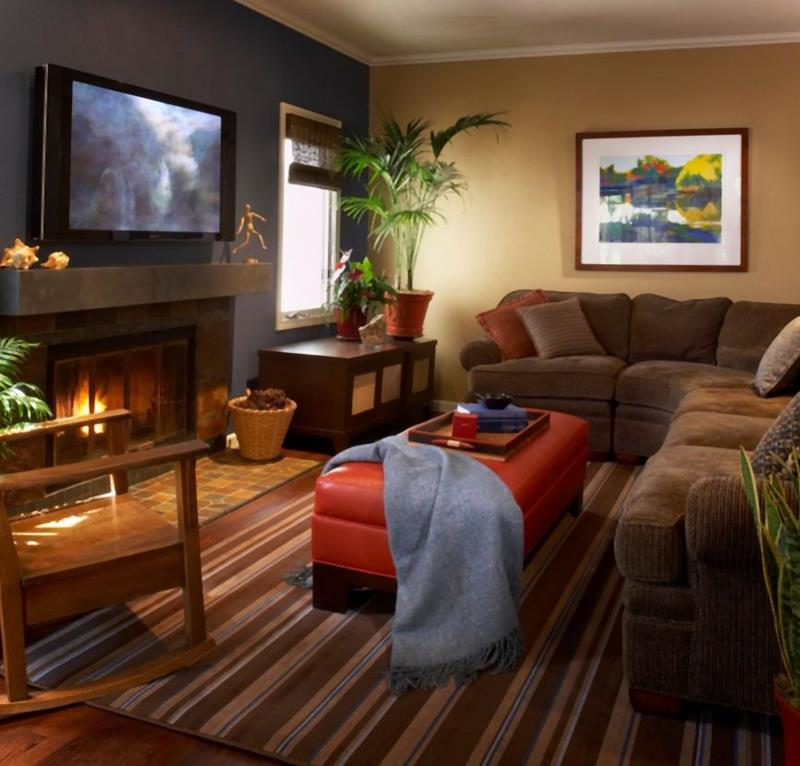 27 Comfortable and Cozy Living Room Designs-1
