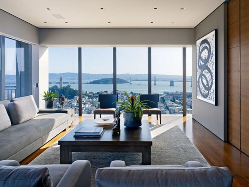 27 Comfortable and Cozy Living Room Designs-18
