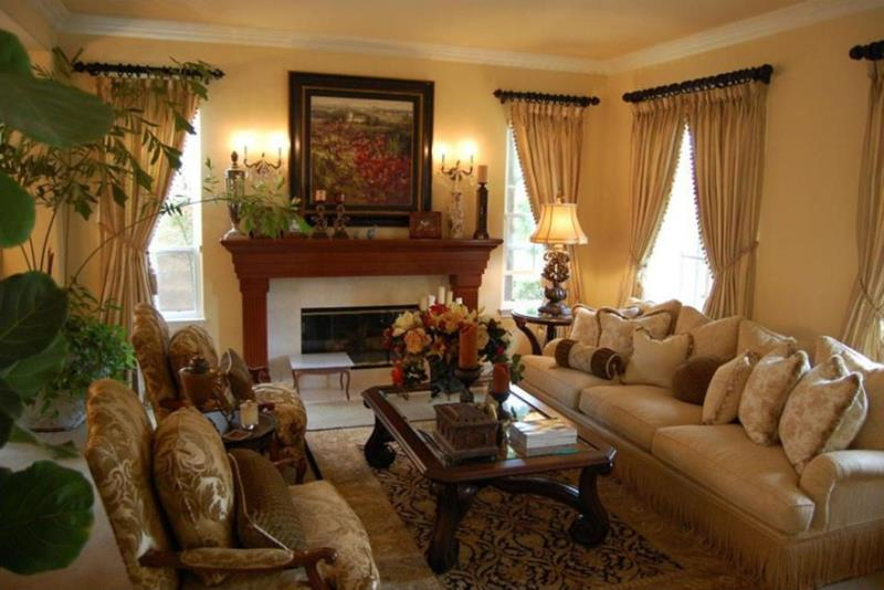 27 Comfortable and Cozy Living Room Designs-19