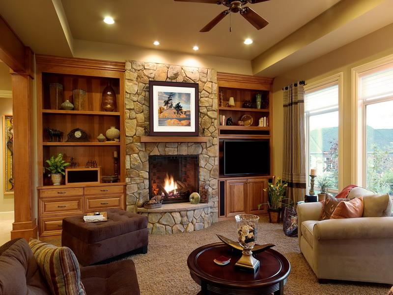 27 Comfortable and Cozy Living Room Designs-5