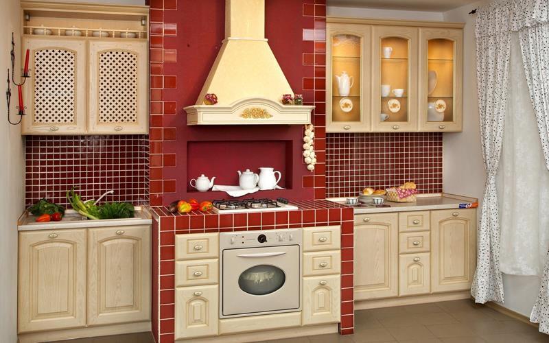 27 Retro Kitchen Designs That Are Back to the Future-17
