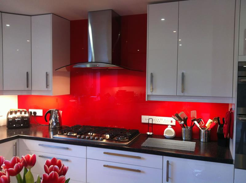 27 Totally Awesome Red Kitchen Designs-21
