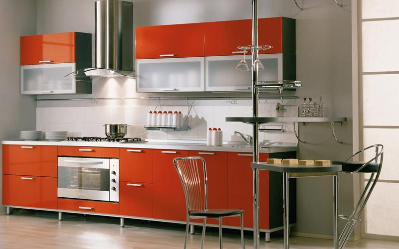 27 Totally Awesome Red Kitchen Designs-4