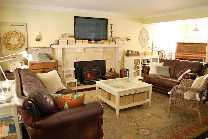 29 Inspirational Family Room Designs-13