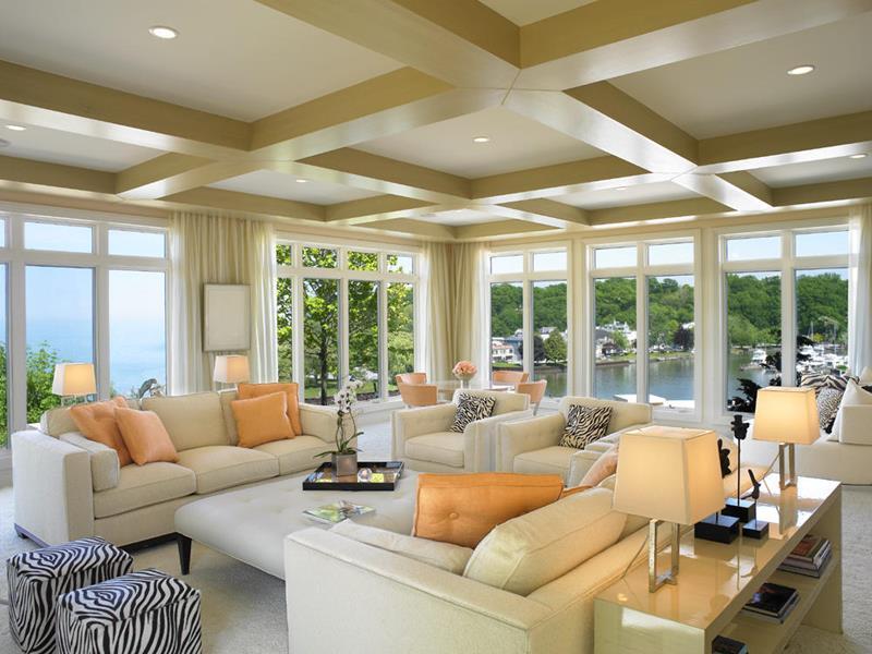 29 Inspirational Family Room Designs-15