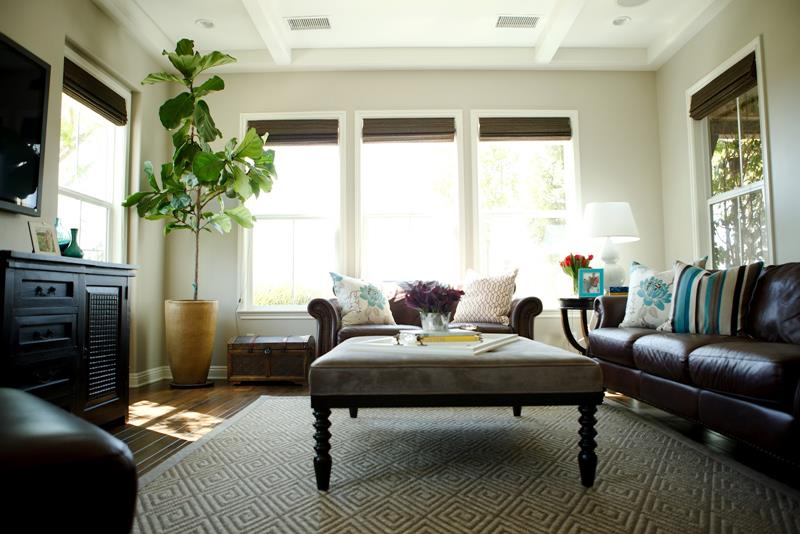 29 Inspirational Family Room Designs-16