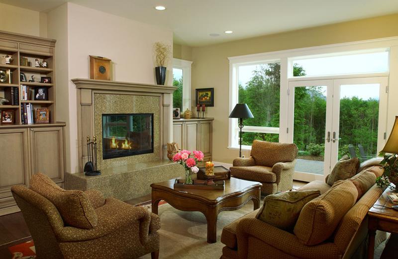 29 Inspirational Family Room Designs-20