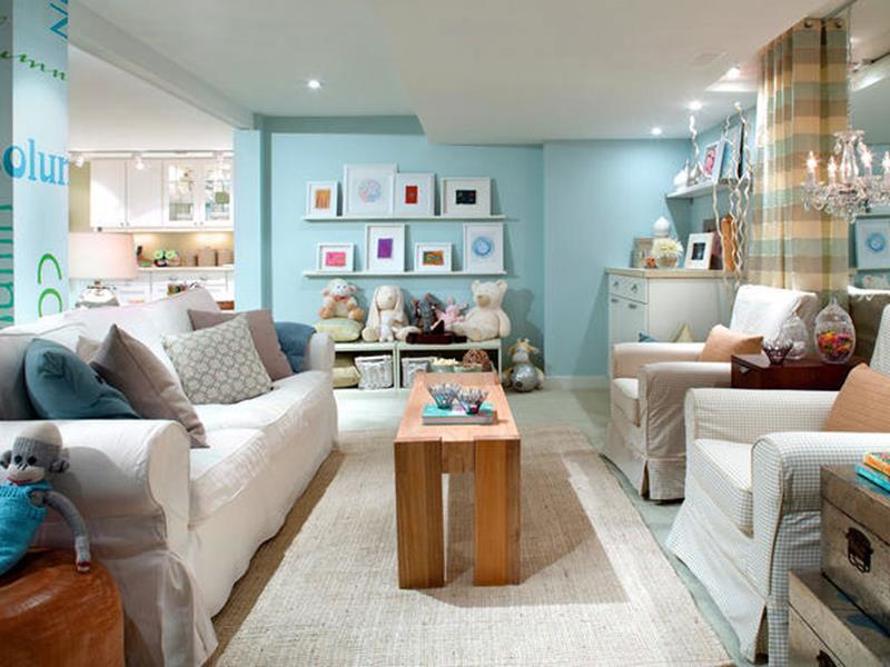 29 Inspirational Family Room Designs-24