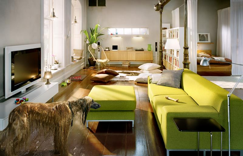 29 Inspirational Family Room Designs-29