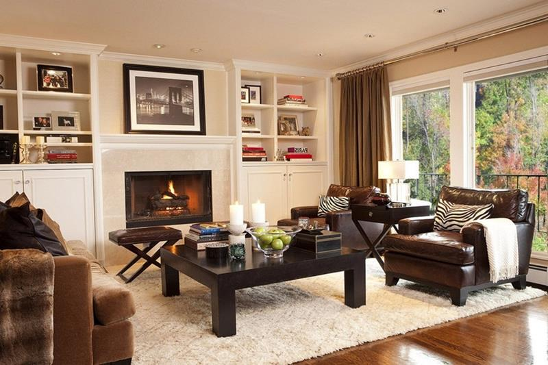 29 Inspirational Family Room Designs-4
