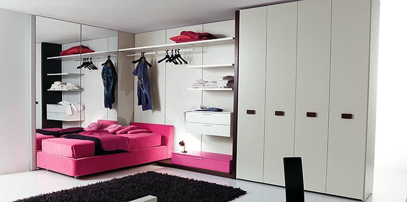 31 Pretty in Pink Bedroom Designs-19