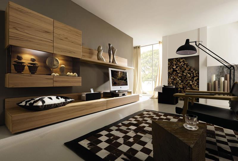 127 Luxury Living Room Designs-10