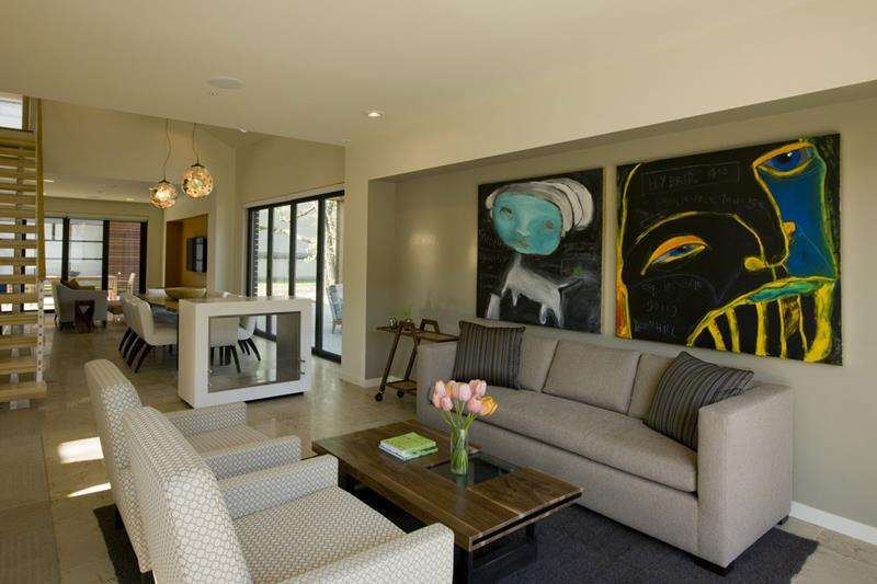127 Luxury Living Room Designs-100