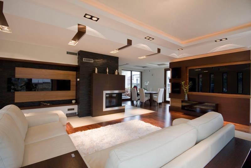 127 Luxury Living Room Designs-108