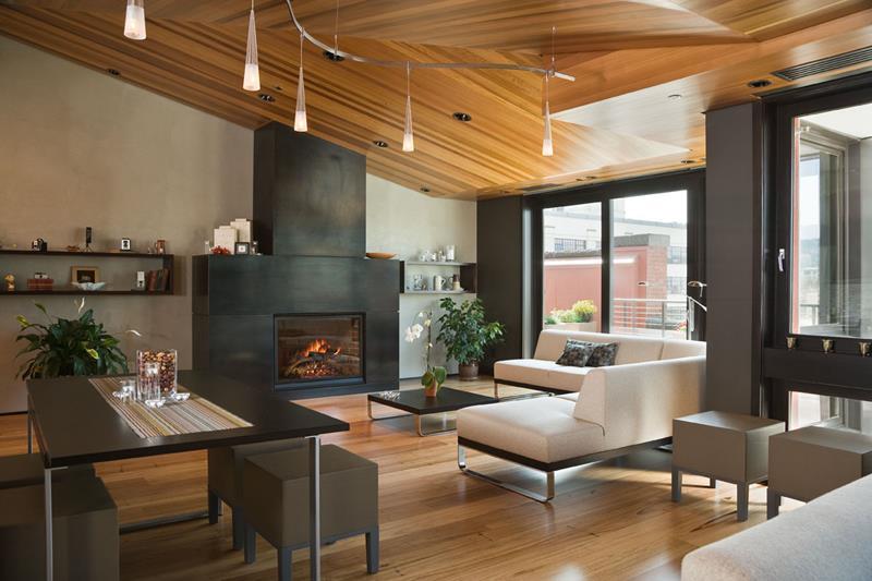 127 Luxury Living Room Designs-109