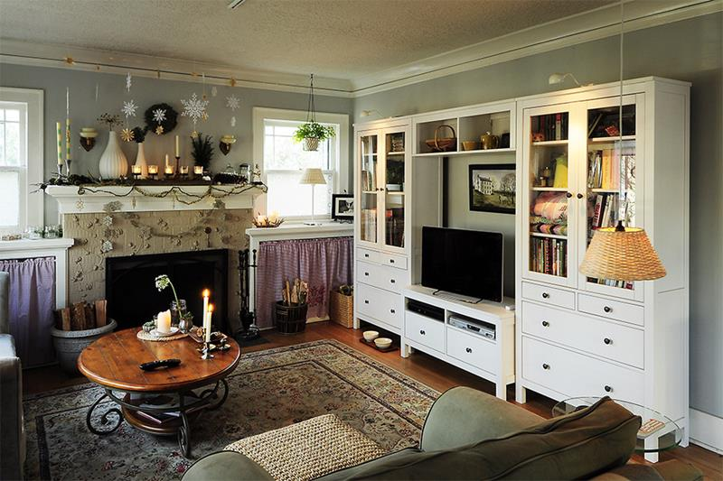 127 Luxury Living Room Designs-123