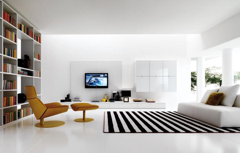 127 Luxury Living Room Designs-37