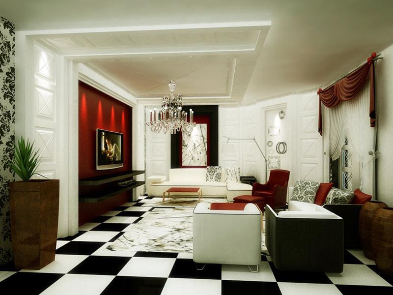 127 Luxury Living Room Designs-39