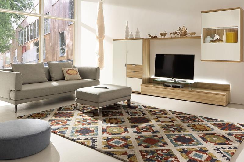 127 Luxury Living Room Designs-40