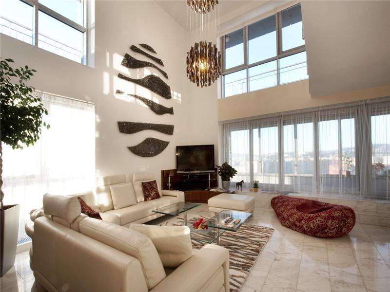 127 Luxury Living Room Designs-47