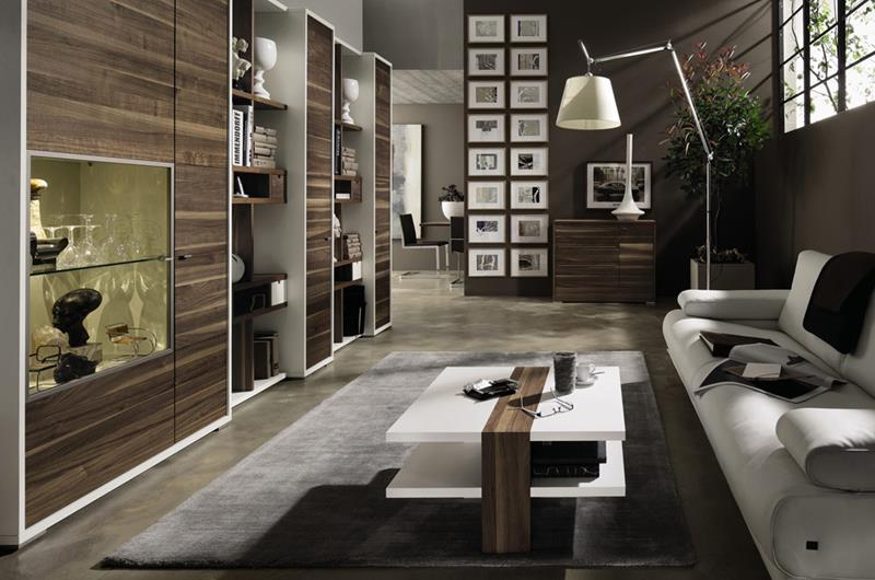 127 Luxury Living Room Designs-50