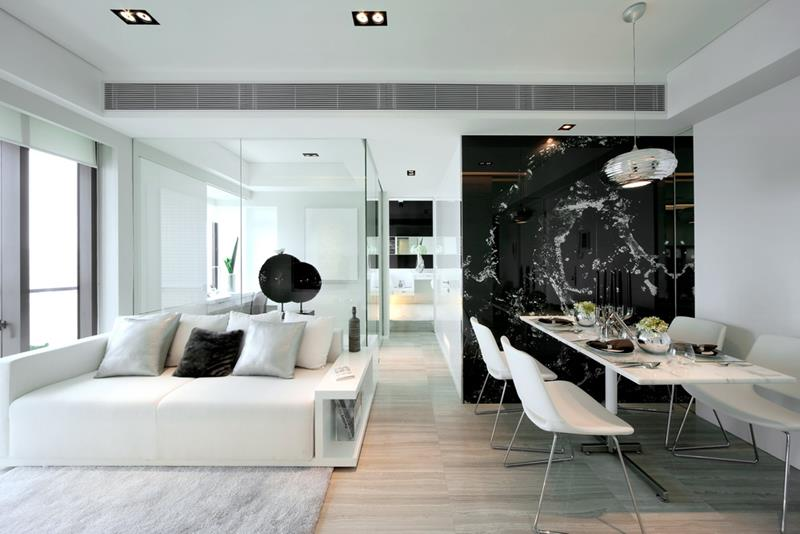 127 Luxury Living Room Designs-53