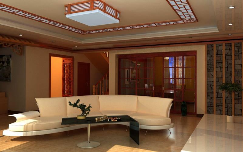 127 Luxury Living Room Designs-58