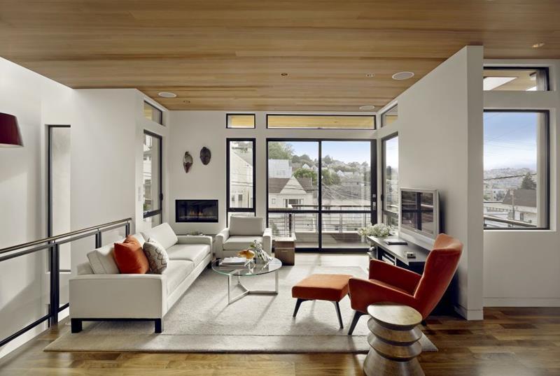 127 Luxury Living Room Designs-63