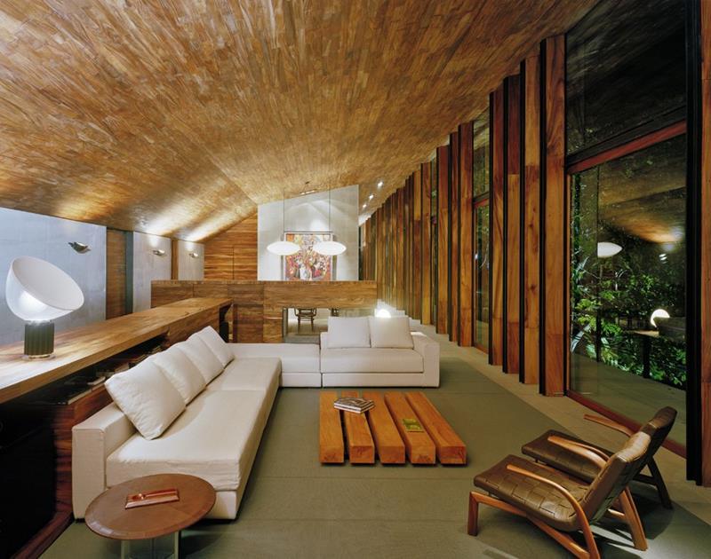 127 Luxury Living Room Designs-64