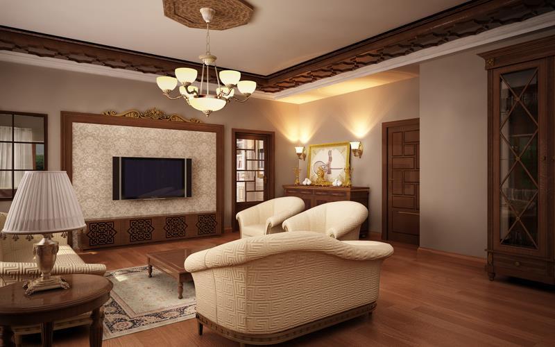 127 Luxury Living Room Designs-65