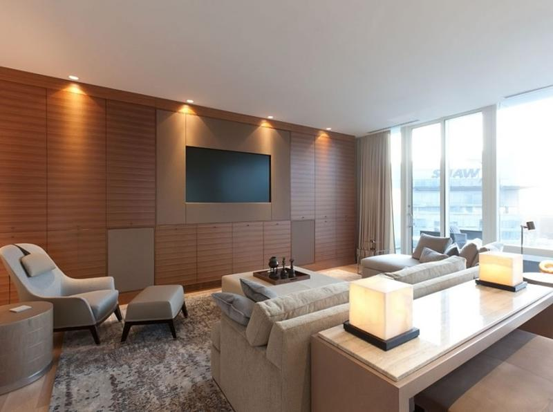 127 Luxury Living Room Designs-66