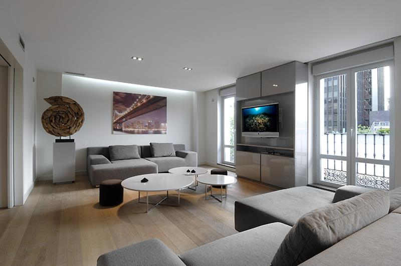 127 Luxury Living Room Designs-68