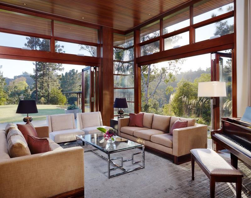 127 Luxury Living Room Designs-78